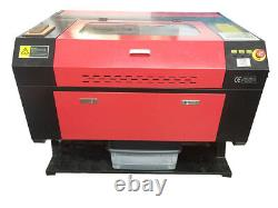100W 7050 CO2 Laser Cutting Engraving Machine/Acrylic Cutter Engraver 700500mm