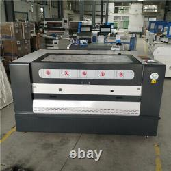 130W reci w6 mix cutting machine for metal and nonmetal 1390 laser cutter mark