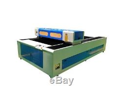 300W 1325M CO2 Metal S Steel Nonmetal MDF Wood Laser Cutter Cutting Machine 48