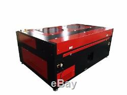 300W HQ1810 CO2 Laser Engraving Cutting Machine/Wood Engraver Cutter 18001000mm