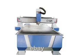 3D cnc router cutter 1325 engraver machine for cut metal on sale free shipment