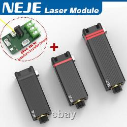 3.5with7with20w Laser Module Engraving head for laser Cutting Engraving Machine sale