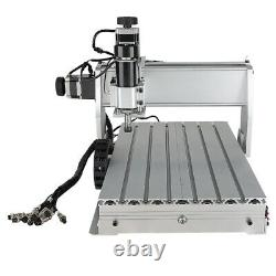 3 Axis 3040 Cnc Router Acrylic Engraving 500w Diy Milling Cutting Machine Kit