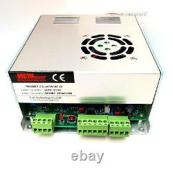 40W Power Supply + Laser Tube for CO2 Laser Engraving Cutting Machine 220V T3 GL