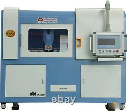 500W Fiber Laser Cutting Machine Metal CS SS Cutter 600900mm With Protection