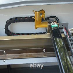 50W CO2 LASER ENGRAVING&CUTTING MACHINE 300500mm WITH CE, FDA