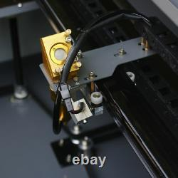 50W CO2 Laser Engraving & Cutting Machine 300mm500mm USB With Rotary