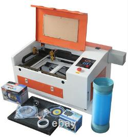50W Laser Engraver Cutter Engraving Cutting Machine USB With CE FDA Rohs