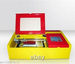 50W Laser Engraver Engraving Cutting Cutter machine 300200 Work Table