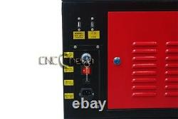 60W 500x300mm Mini Laser Engraver Engraving Cutting Machine USB Up and Down