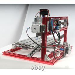 CNC 3018 3Axis Engraving Router Acrylic wood Carving Milling DIY Cutting Machine