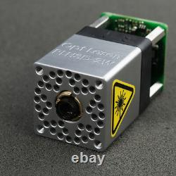 Cutting & Engraving Laser Head 450nm, 2W for CNC and 3D printing machines
