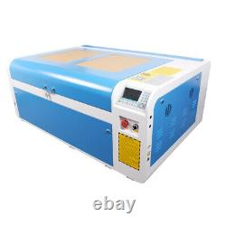 HL 100W Co2 Laser Cutting Machine With RD System Auto focus Linear Guides CW5200