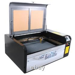 HL EFR 80W CO2 Laser Engraver Cutter 39×24 Engraving Cutting Machine 2020 New