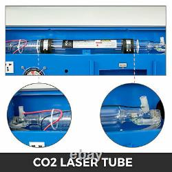 High Precision 40W CO2 Laser Cutting Engraving Machine with USB Port 300200mm