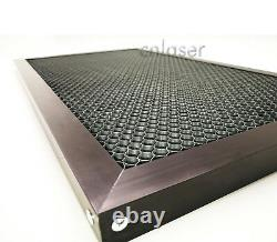 Honeycomb Table for CO2 Laser Engraver Cutting Engraveing Machine 50x30cm