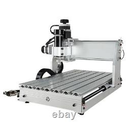 MINI CNC 3040 3-axis Router 500W Engraving Cutting/Milling Machine 110V US Stock