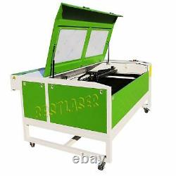 Motorized 80W Co2 Laser Cutting and Engraving Machine 1300mm x 900mm CE FDA