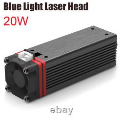 NEJE 20W 450nm Laser Module Head for CNC Laser Carving Engraving Cutting Machine