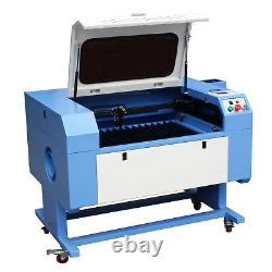 NEW! ReCi 100W CO2 USB LASER ENGRAVING CUTTING MACHINE + Motor up and down table