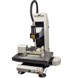Newest CNC 5axis 2.2KW 3040 Steel Metal Router Engraving Milling/Cutting Machine