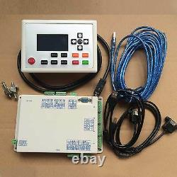 Newest DSP CO2 Laser Cutting Engraving Machine LCD Motion Controller System PH3