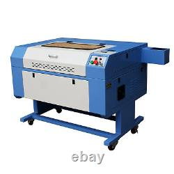 RECI 100W CO2 Laser Engraving & Cutting Machine 700500mm with Water Chiller