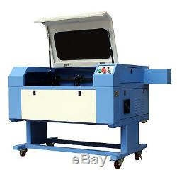 RECI 100W CO2 Laser Machine Engraving Cutting Engraver Cutter 700mm500mm USB