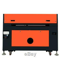 RECI 100W CO2 USB PORT Laser Engraving & Cutting Machine Red-dot Position New