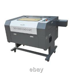 RECI 100W Laser Cutting Machine With Motorized table/CW-3000 Chiller/RDworks