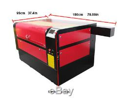 RECI 130W Laser Cutting Machine 1060 CO2 Acrylic Glass Stone Engraving Machine