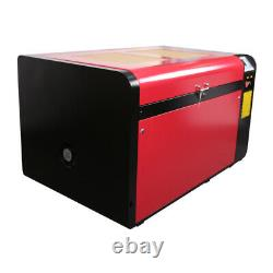 RECI W2 90-100W CO2 Laser Engraving Cutting Machine with USB Port CW5200 Chiller