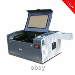 RUIDA 50W Co2 Laser Engraving and Cutting Machine 500mm300mm USB Port Red-dot