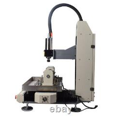 Steel CNC 3040 5 Axis Metal Router 2200W with RTCP Cutting Engraving Machine Kit