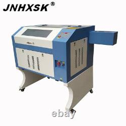 TS4060 80w laser engraver cutting machine cnc router reci cooling Acrylic stone