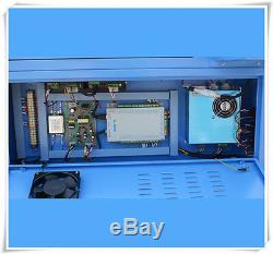 USB 80W CO2 Laser Engraving and Cutting Machine 700mm500mm With CW-3000 Chiller